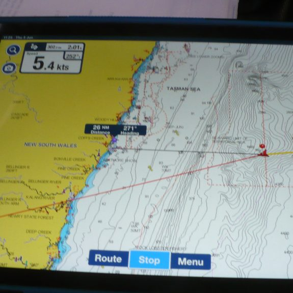 20 NM to Go